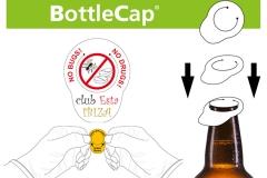 BottleCap, bier promotie, bier reclame, bier promoten