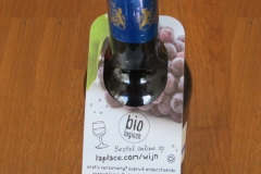 Nekhanger, fleshanger, bier promotie, bier reclame, bier promoten