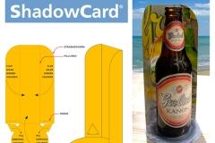ShadowCard, bier promotie, bier reclame, bier promoten